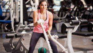allenamento brucia grassi