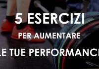 5 Esercizi CrossFit per migliorare le tue Performance