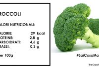 I BROCCOLI E LE LORO PROPRIETA' BENEFICHE